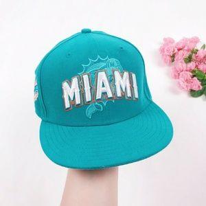 New Era NFL Miami Dolphins Snapback Hat